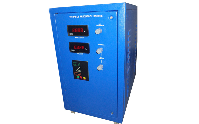 Variable Voltage / Current Variable Frequency Source